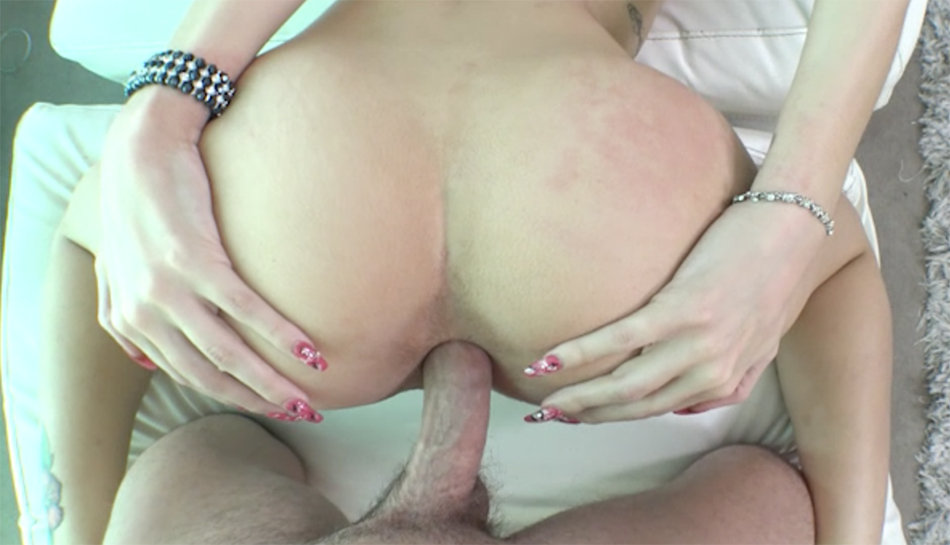 Calendar anal porn - Anal calendar audition porn calendar model spreads  wide for anal at audition